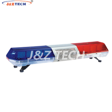 Full range color LED police emergency light bar