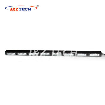 Linear led directional traffic advisor ambulance light police light