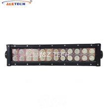 72w IP67 waterproof led work light bar car new optics light bar
