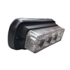 New Design White and Amber Changed 20 Flash Patterns LED Strobe Police Lights