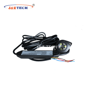 Emergency vehicle led lights