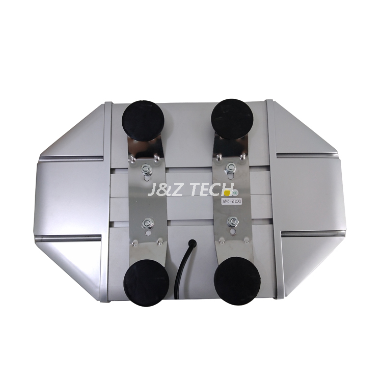 The Sliver Color Aluminum Housing Magnetic Mini Lightbar for Vehicle