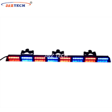 Led Stick Dual Direction Lightbar Red Blue Amber JZ-510-8