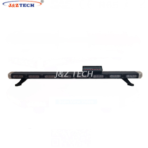 Super Thin 47 Inch Length Full Size Led Linear Strobe Light Bar Emergency Vehicle Light
