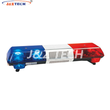 Halogen warning Light bar with Speaker Inside