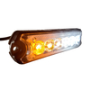 New developed 6 LEDs surface mount led slim police strobe lights