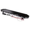 Aluminum housing full size emergency TIR4 strobe LED light bar for vehicle