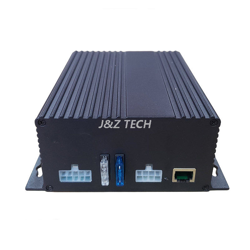 2020 CJB611 Car Siren Amplifier with USB Interface