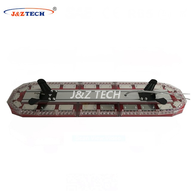ECE R65 Super Bright Police Strobe Light Led Warning Lightbar