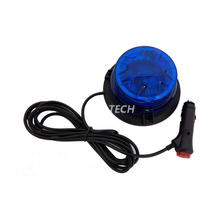 New Arrival Flat 12-24V Emergency Strobe Warning LED Rotating Beacon Light