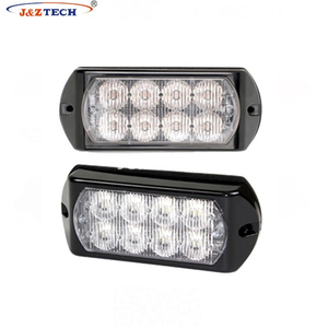 High low bright flashing led strobe light grill light for emergency vehicles