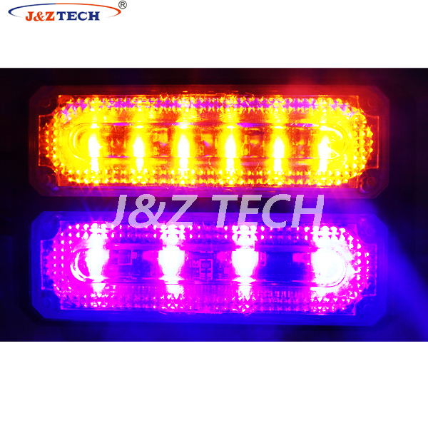 Linear two row 8×3W LED surface mount lighthead