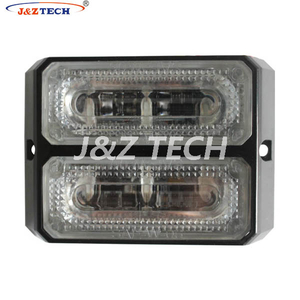 Linear two row 6×3W LED surface mount lighthead